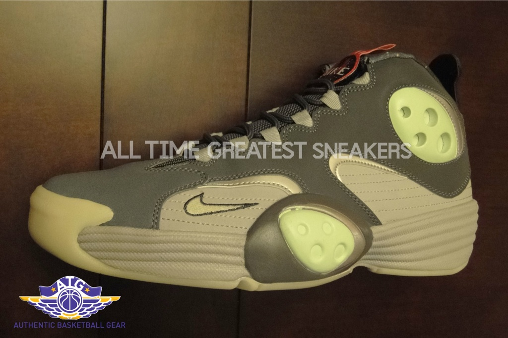 the best attitude ac275 bcb30 NIKE FLIGHT ONE NRG Galaxy Glow In The Dark QS 12
